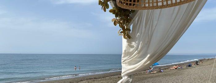 Chiringuito Pepe's Beach is one of Испания.