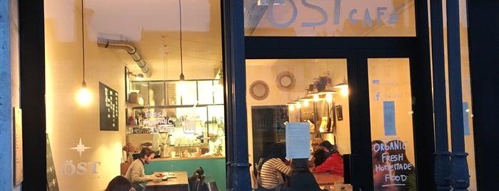 Öst Café is one of Lyon.