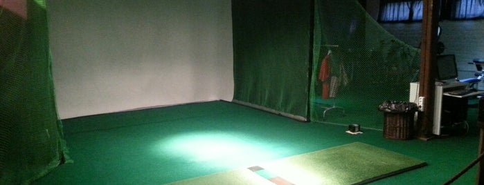 HIMOSwing Oy is one of Golf winter training centers in Finland.