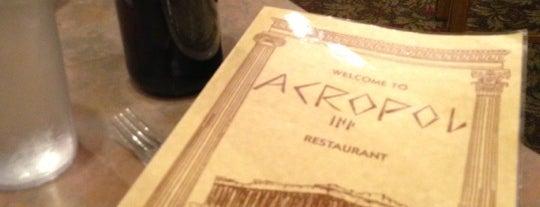 Acropol Inn Restaurant is one of 20 favorite restaurants.