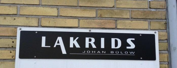 Lakrids by Johan Bülow is one of Lakritzfachgeschäfte.
