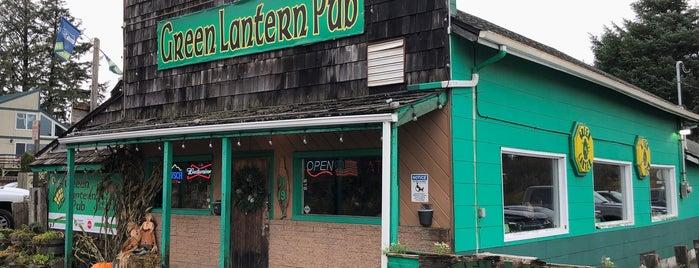 Copalis Green Lantern Tavern is one of Lieux sauvegardés par Matt.