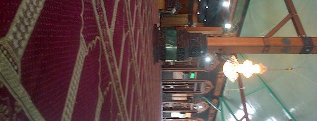 Mesjid Jami Banjarmasin is one of Mind's places visited.