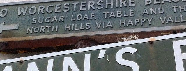 St Ann's Well Cafe is one of Pub's, Club's e Coffee Shops!.