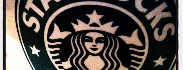 Starbucks is one of Pub's, Club's e Coffee Shops!.