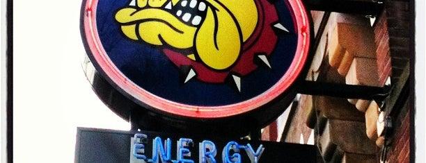 The Bulldog Energy is one of Pub's, Club's e Coffee Shops!.