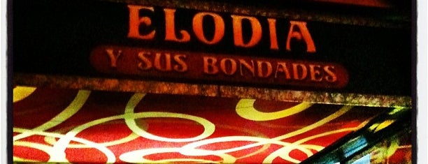 Elodia y sus Bondades is one of Por hacer en DF.