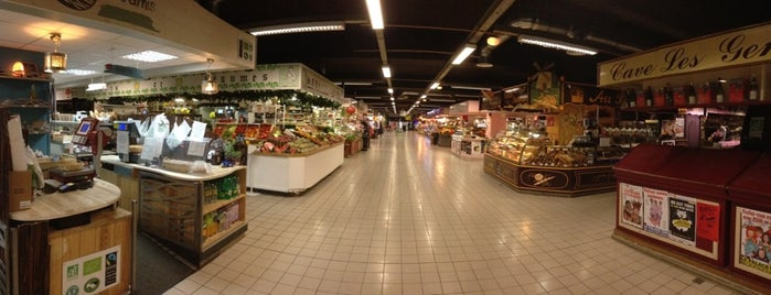 Halles Centrales is one of France Road Trip.