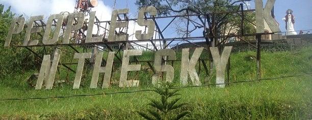 People's Park in the Sky is one of Filipinler-Manila ve Palawan Gezilecek Yerler.