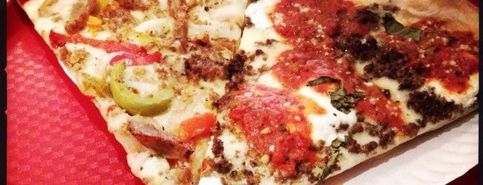 Masterpiece Italian Pizzeria is one of MileagePlus Dining.