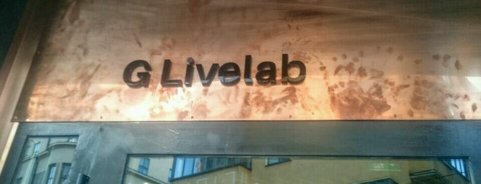 G Livelab is one of Mai Helsinki.