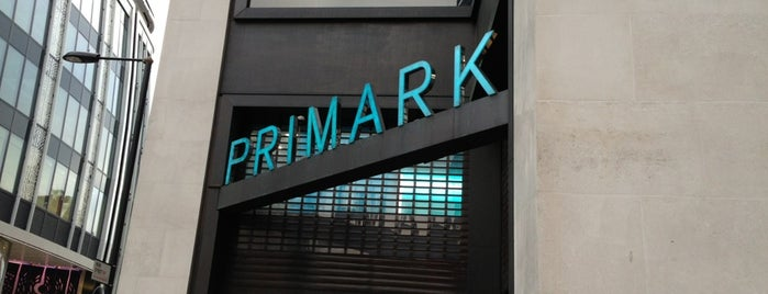 Primark is one of London Town.