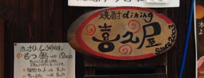 喜久屋 is one of (整理用)★ Kyusyu 九州.