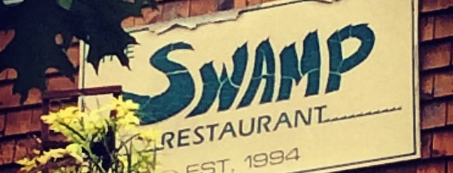 The Swamp Restaurant is one of Fan Gathering Spots - Florida.
