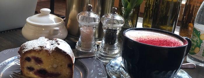 Кафе о Ле / Café au Lait is one of Беcкорыстные дети.