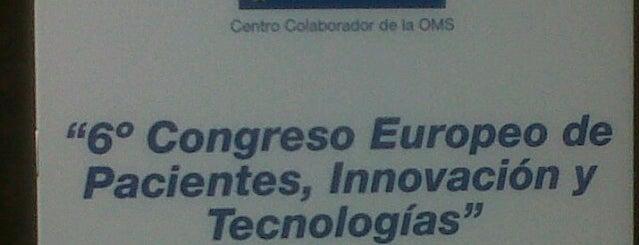 Instituto Europeo de Salud & Bienestar is one of Lugares guardados de Carmen.