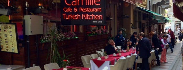 Camille is one of Istanbul.