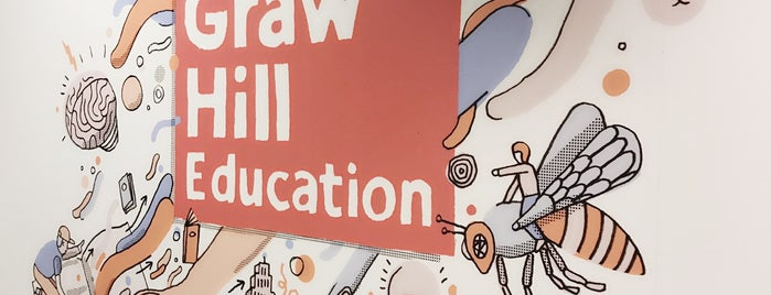 McGraw-Hill Education is one of Tempat yang Disukai Shawn Ryan.