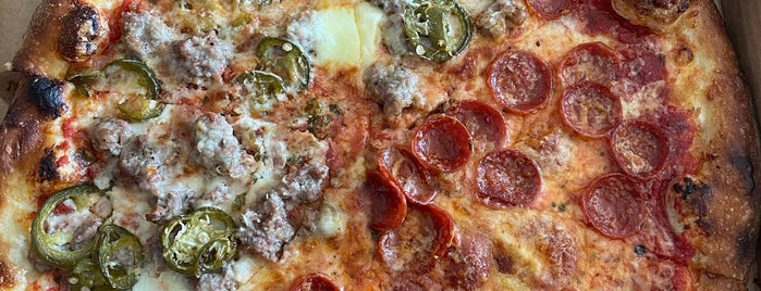 Gioia Pizzeria is one of San Francisco Pizza.