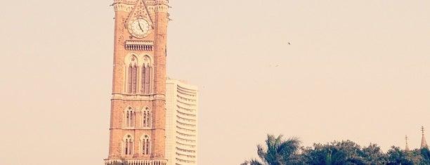 Rajabai Clock Tower is one of Mumbai.