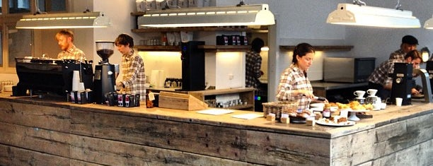 The Barn - Roastery is one of CoffeeGuide..
