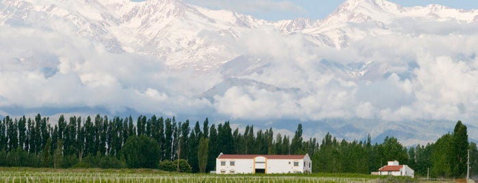 San Rafael is one of Mendoza.