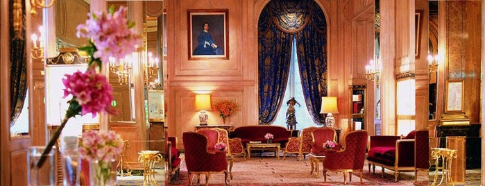 Alvear Palace Hotel is one of BsAs.