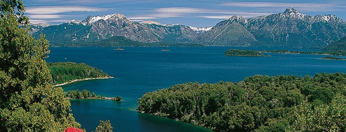 Parque Nacional Nahuel Huapi is one of Parques Nacionales.
