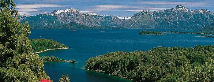 Parque Nacional Nahuel Huapi is one of Bariloche Travel Trip.