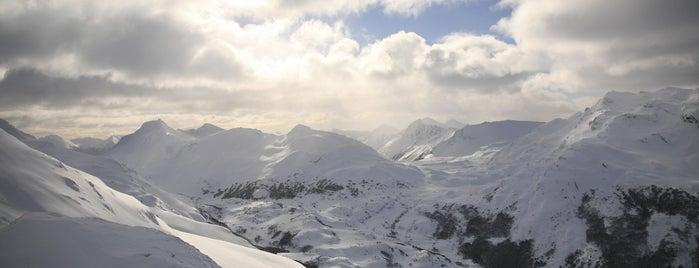 Cerro Castor is one of Nieve Argentina.