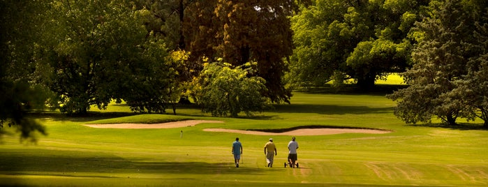 Olivos Golf Club is one of Argentina Golf.