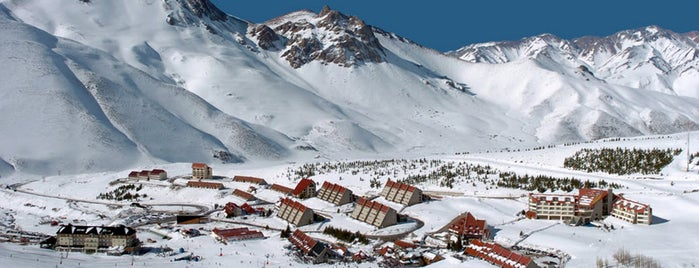 Las Leñas - Centro de Ski is one of Mendoza.