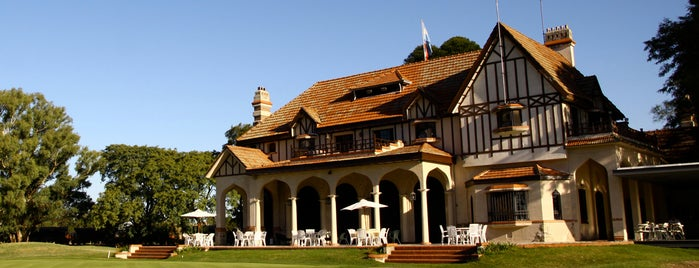 Rosario Golf Club is one of Argentina Golf.