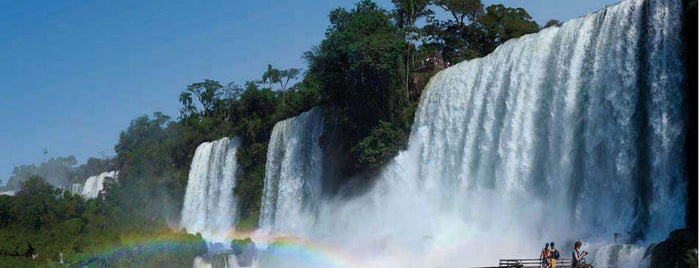 Parque Nacional Iguazú is one of Parques Nacionales.