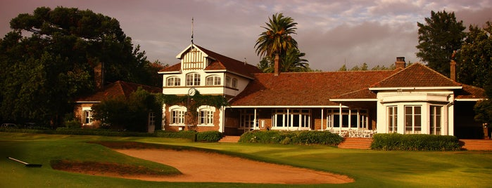 San Andres Golf Club is one of Argentina Golf.