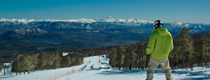 Chapelco Ski Resort is one of Nieve Argentina.