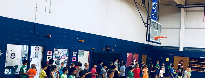 Arlington Boys and Girls Club is one of Nelson's Liked Places.