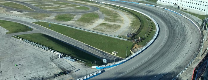 The Speedway Club at Texas Motor Speedway is one of My NASCAR.