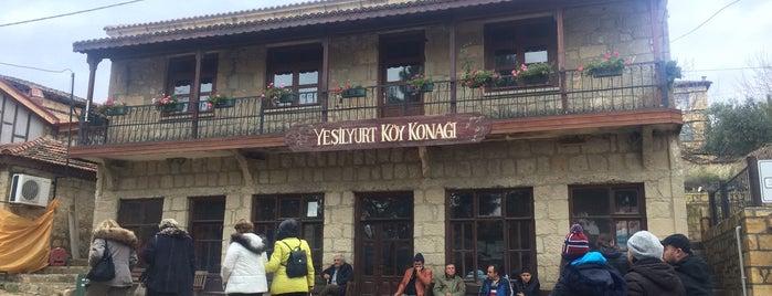 Yeşilyurt Köy Konağı is one of Kahvaltı mekanları.