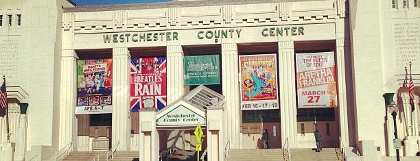 Westchester County Center is one of 2014 U.S. Tour.