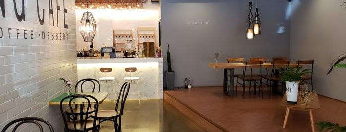 스노잉 is one of Cafe part.4.