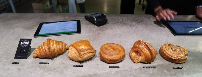 Lune Croissanterie is one of AUS.