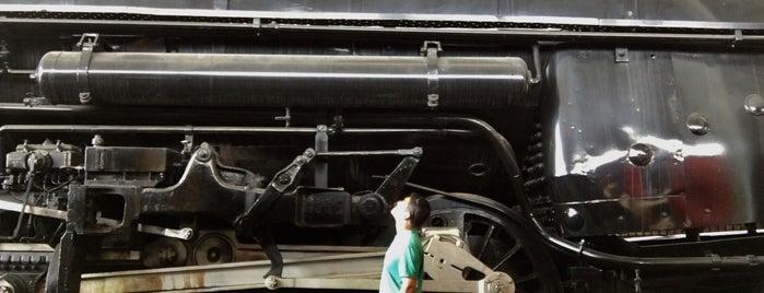 Virginia Museum of Transportation is one of Posti che sono piaciuti a Mark.