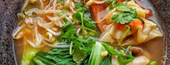 Noodle Story is one of Posti salvati di Salla.