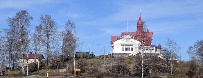 Klippan / Luoto is one of Helsinki.