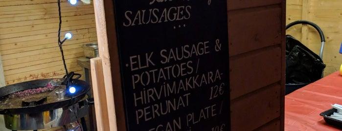 Feri's is one of Good food in Helsinki!.