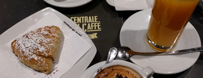 Centrale del Caffè is one of Southern Italy.