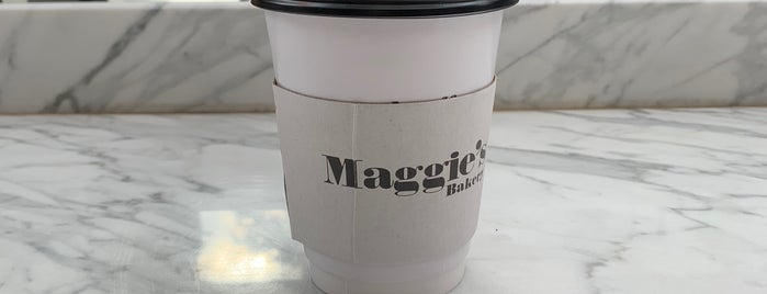 Maggie's is one of My favourites for Cafes & Restaurants.