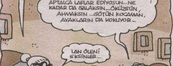 erbillimuroo malikanesinde is one of Yunus'un Beğendiği Mekanlar.
