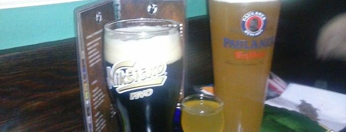 Crni Mata is one of Weißbier & Kraft Beer Places in Belgrade.
